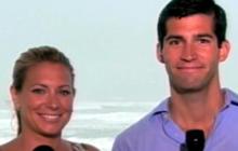 Couple Say Earl Won't Dampen Wedding