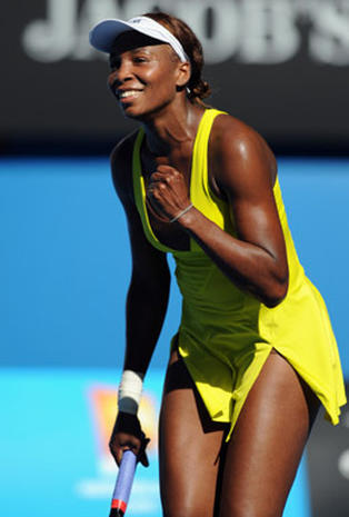 Venus Williams' Most Risque Tennis Outfits