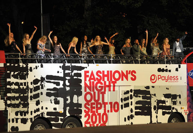 Fashion's Night Out: The Show