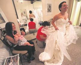 Did Bride Jessica Vega Fake Terminal Illness for Free Wedding Dress?