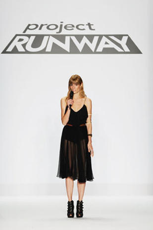 """Project Runway"" at NYFW"