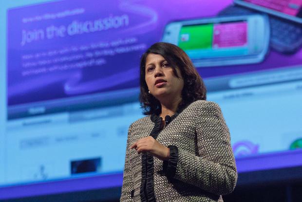 Purnima Kochikar, vice president of forum Nokia and developer communities