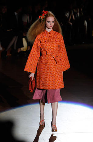 Marc Jacobs Spring 2011