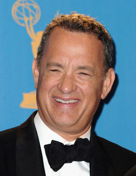 """Appearing eight times, actor Tom Hanks often spoofed himself and his own films while guest hosting on """"Saturday Night Live."""" During his many guest appearances, the Oscar-winner was inducted in the """"SNL"""" Five-Timers Club, starred in skits like """"Mr. Short Term Memory"""" and was often seen competing on the """"Celebrity Jeopardy"""" sketch."""
