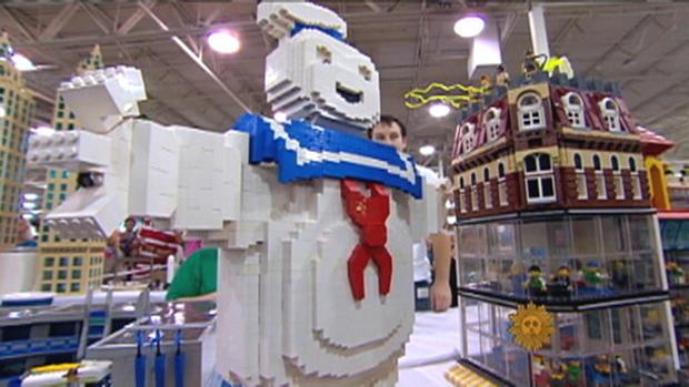 Lego - Not Just Kid Stuff