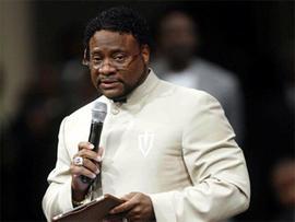 Bishop Eddie Long Sued: Accused of Defaulting on Property Loan