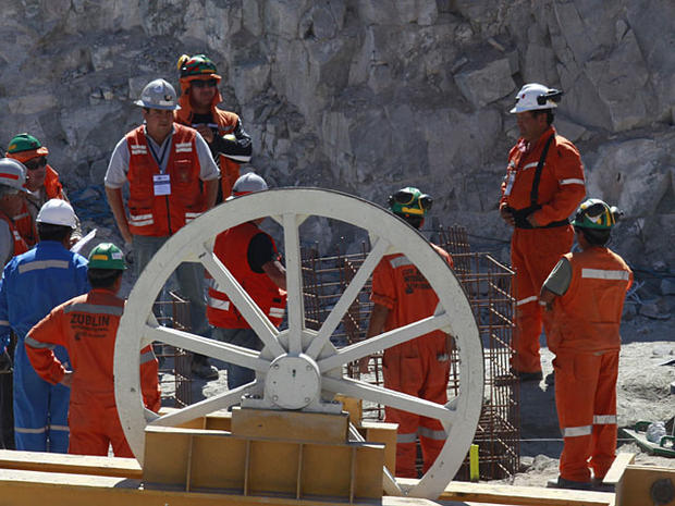 Miners Freed at Last