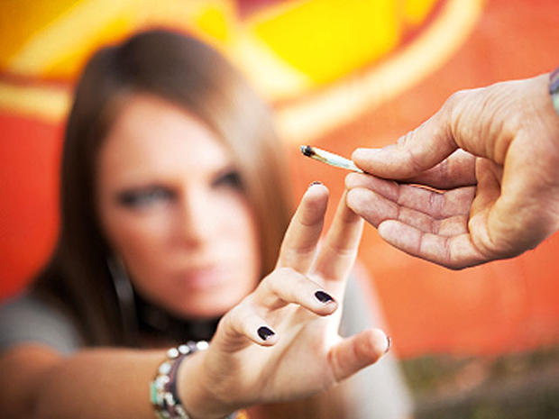 Toking teens: 17 top states for marijuana use