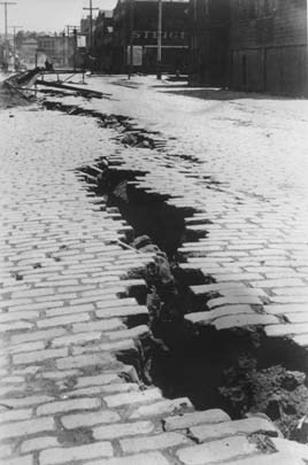 1906 Earthquake: The Aftermath