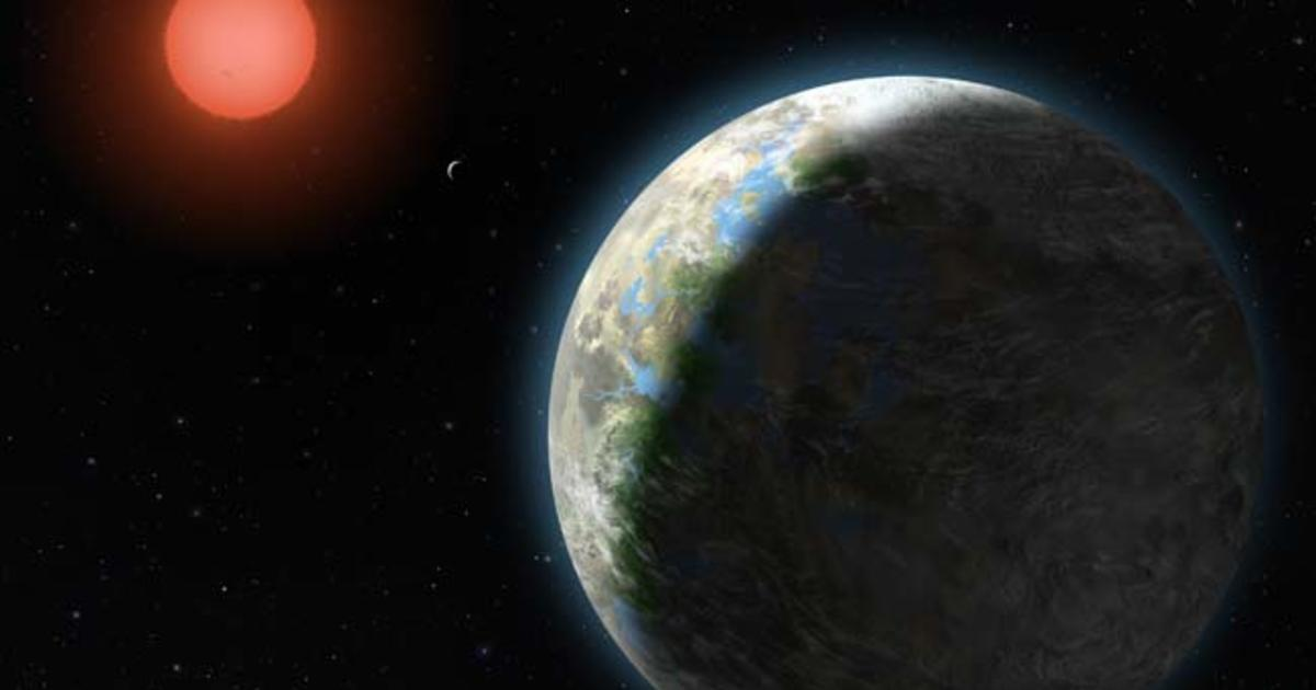 gliese 581 waterworld - photo #14