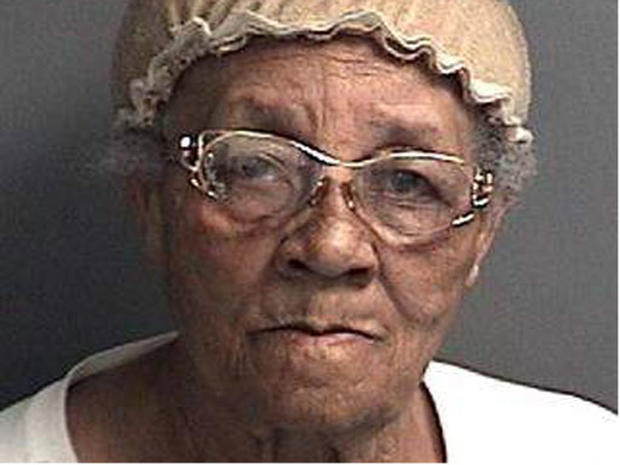 Elderly Run-ins with the Law