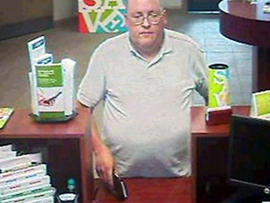 """Granddad Banit"" Michael Mara to Plead Guilty to Bank Robberies in Virginia"