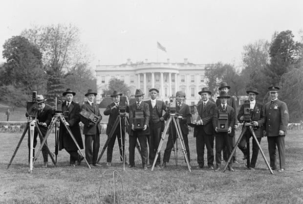 White House Photographers