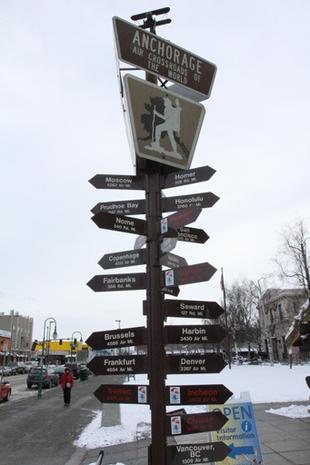 "Alaska Start for Dave Price ""No Way Home"" Trip"