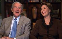 Bush Enjoying Post-White House Life
