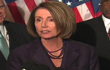 "Pelosi ""Confident and Proud"" of House Members"