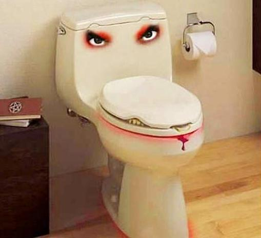 World's craziest toilet bowls