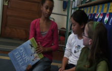 Fourth Graders Give Obama Children's Book Two Thumbs Up