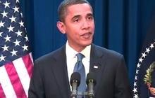 Obama Jokes About His Split Lip