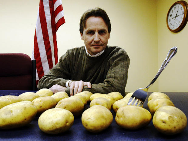 Only Potatoes for 60 Days? One Man's Journey