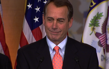 Boehner's Colorful Commentary