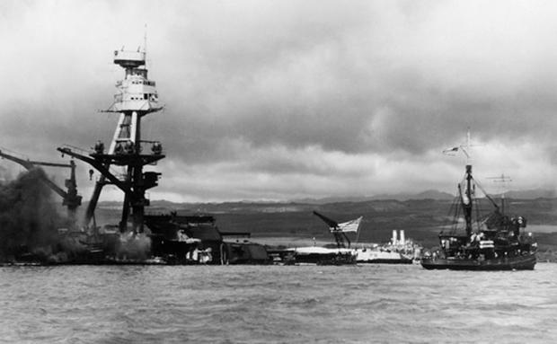 Pearl Harbor - Day of infamy