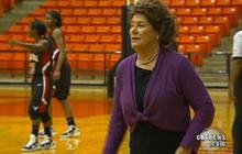 Texas Woman Makes Coaching History