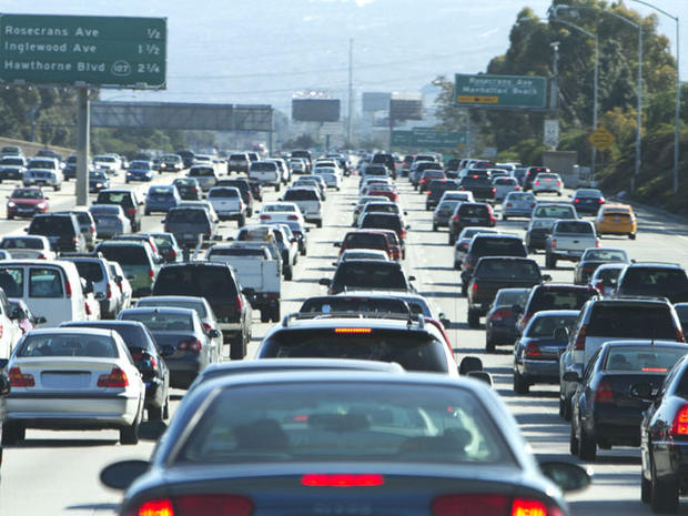 Freeway Traffic Might Be Making Your Kid Sick