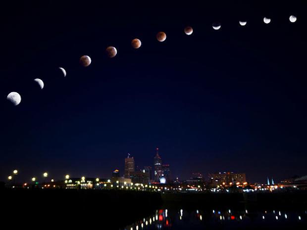 lunar eclipse, istockphoto, 4x3
