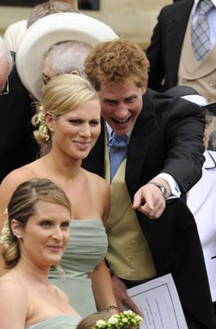 Zara Phillips, Royal Bride-to-Be