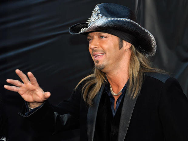 bret michaels photo 1 pictures cbs news. Black Bedroom Furniture Sets. Home Design Ideas