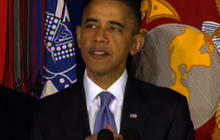 """Obama on DADT Repeal: """"I Believe It is the Right Thing to Do"""""""