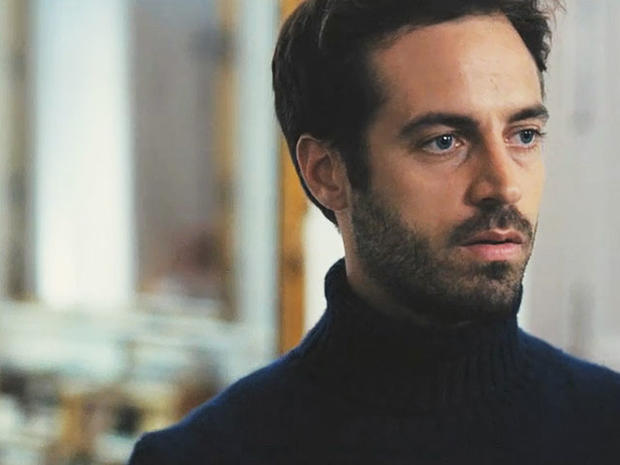 "Benjamin Millepied stars in Asa Mader's romantic short ""Time Doesn't Stand Still."""