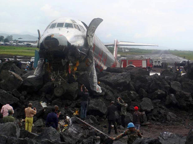Plane Crash Tragedies