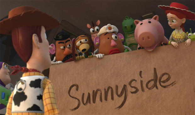 Toy Story 3 Sunnyside : Quot toy story photo pictures cbs news