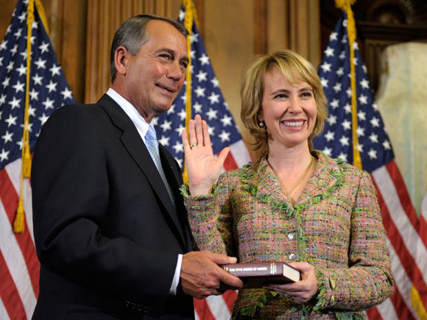 Rep. Gabrielle Giffords