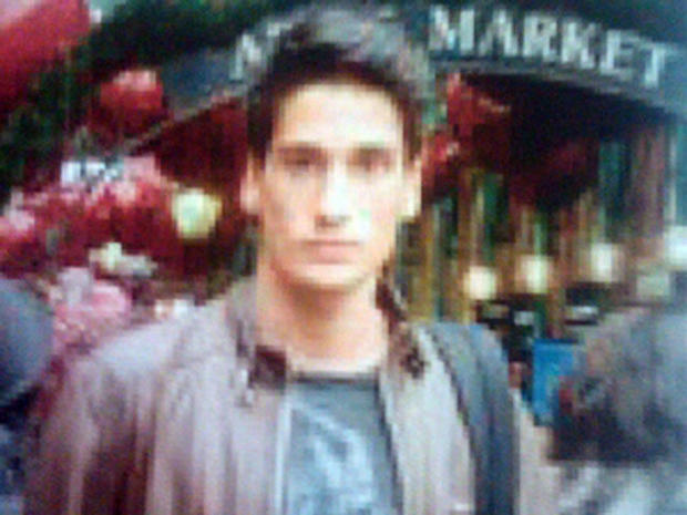 Male Model Arrested for Murder