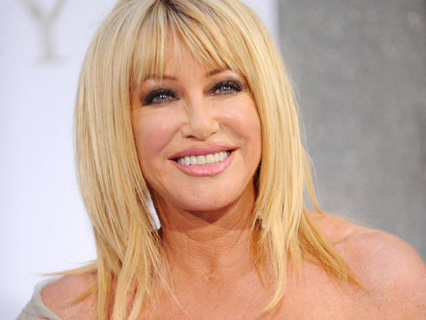 "Suzanne Somers: ""Sexy Forever"""