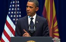 Obama Honors Tucson Victims at Memorial