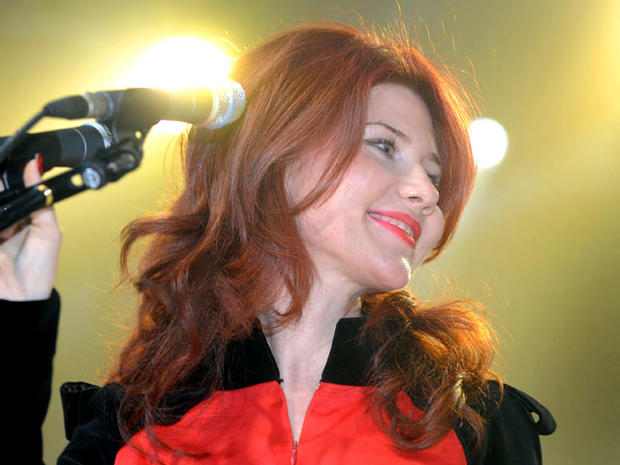 "Anna Chapman (PICTURES): New Russian TV Show ""Secrets of the World"" exposes ""mysteries"""