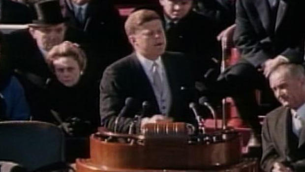 jfk inaugural speech thesis John f kennedy delivered one of the finest speeches on january 20, 1961 after being sworn into office his inauguration speech was so powerful that it captured the.