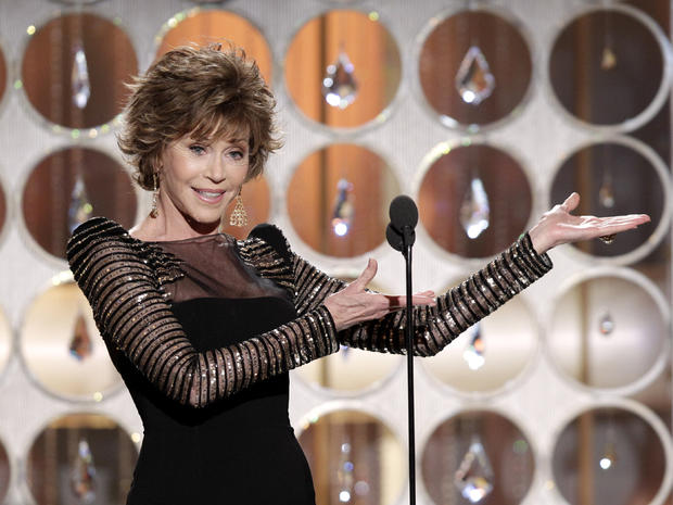 Golden Globes Show Highlights