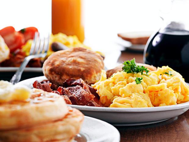 breakfast, eggs, bacon, generic, 4x3