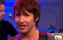 """James Blunt in """"Some Kind Of Trouble"""""""