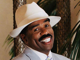 Comedian Steve Harvey Virally Attacked By Ex-Wife