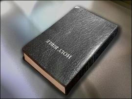 Police: S.C. Woman Burned Dog Who Chewed Bible