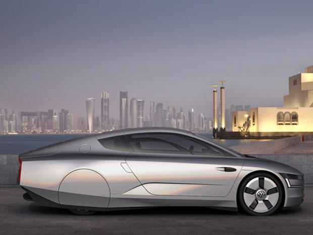 Volkswagen's XL1: A Tech Breakthrough in Auto Design