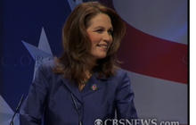 "Bachmann: ""Hu's Your Daddy"""