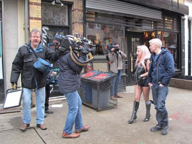 """Lady Gaga: The """"60 Minutes"""" Interviews"""