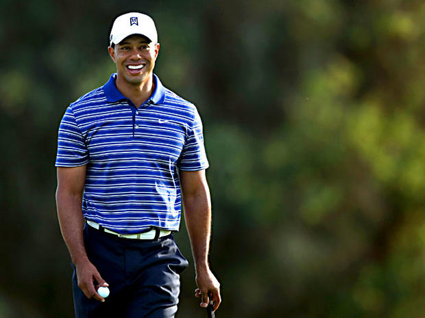 Celebrity golfers in tiger woods 13 codes